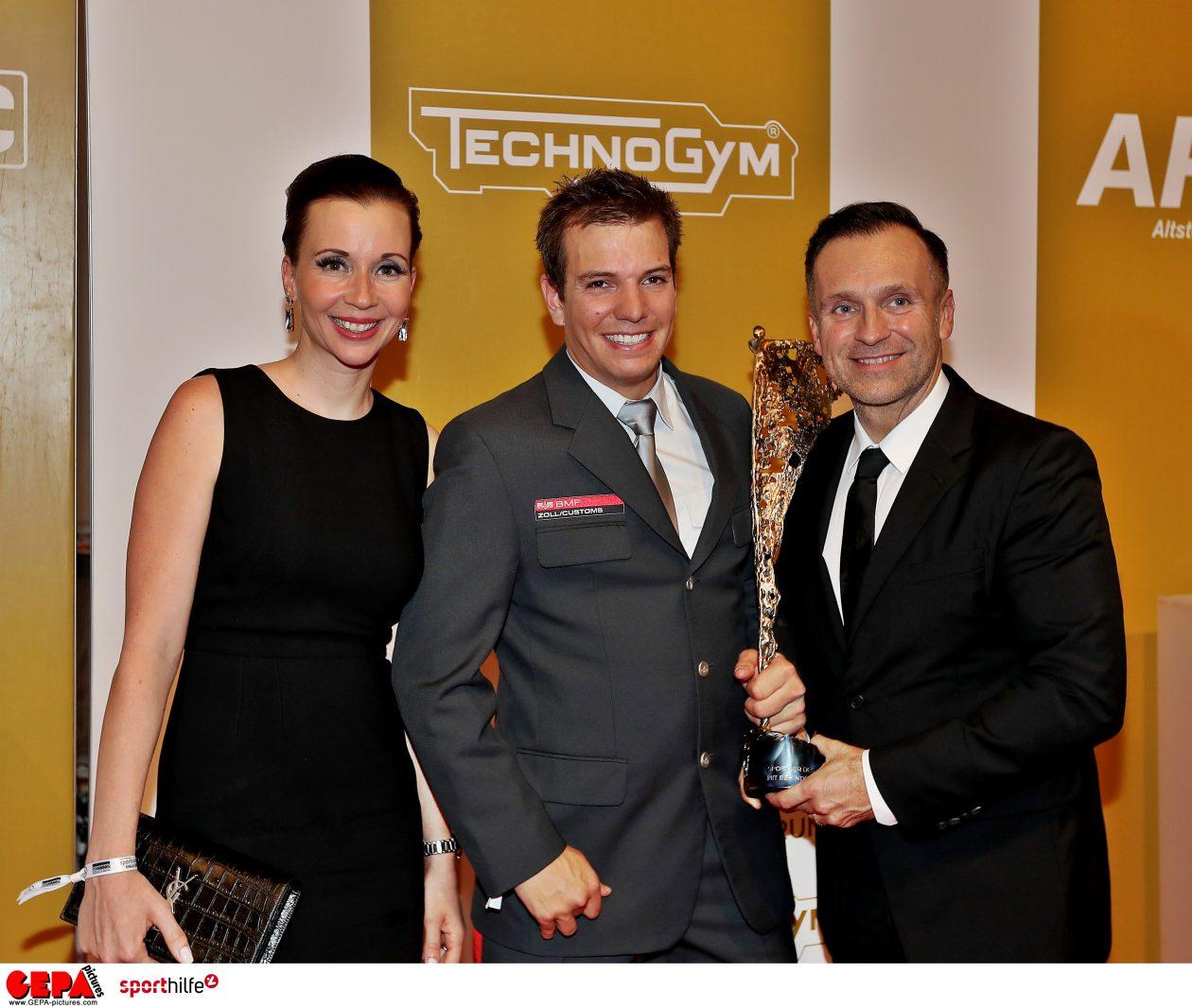 (Deutsch) Salcher als Sportler des Jahres mit Behinderung ausgezeichnet