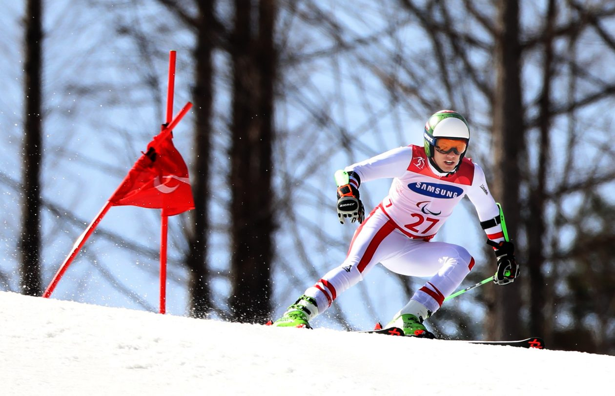 (Deutsch) Paralympics: Salcher zum Abschluss Riesentorlauf-Fünfter