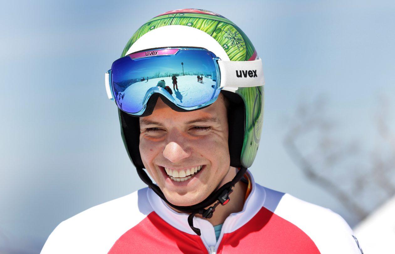 (Deutsch) Paralympics: Salcher im ersten Abfahrtstraining voran