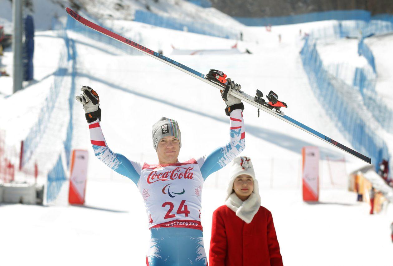 (Deutsch) Paralympics: Salcher gewinnt auch im Super-G Bronze