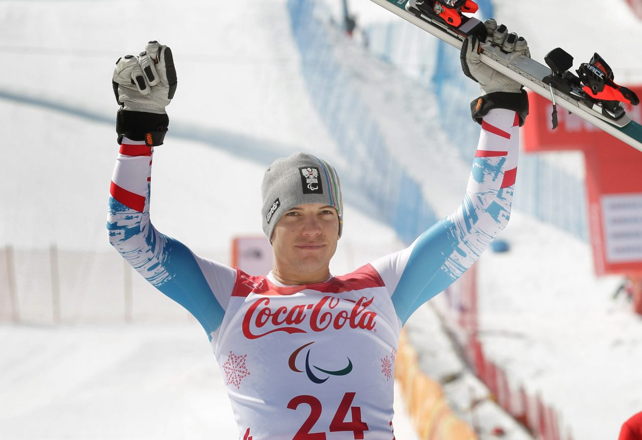 (Deutsch) Paralympics: Salcher erobert Abfahrts-Bronze