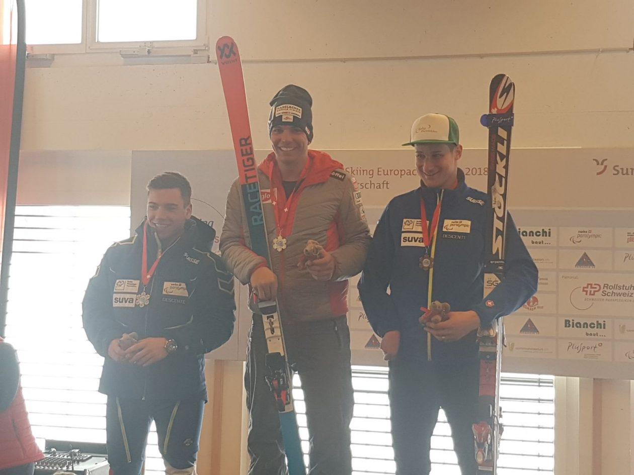 Salcher gewinnt Super-G bei EC-Finale