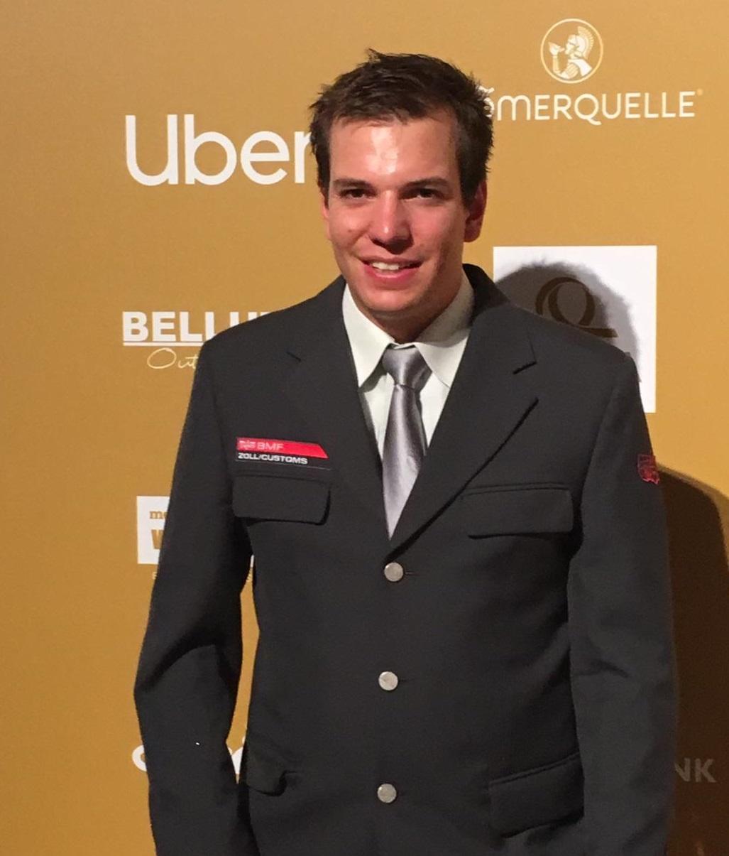 Salcher Dritter bei Wahl zum Sportler des Jahres mit Behinderung