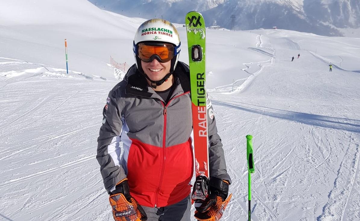 Salcher Dritter bei EC-Riesentorlauf in St. Moritz