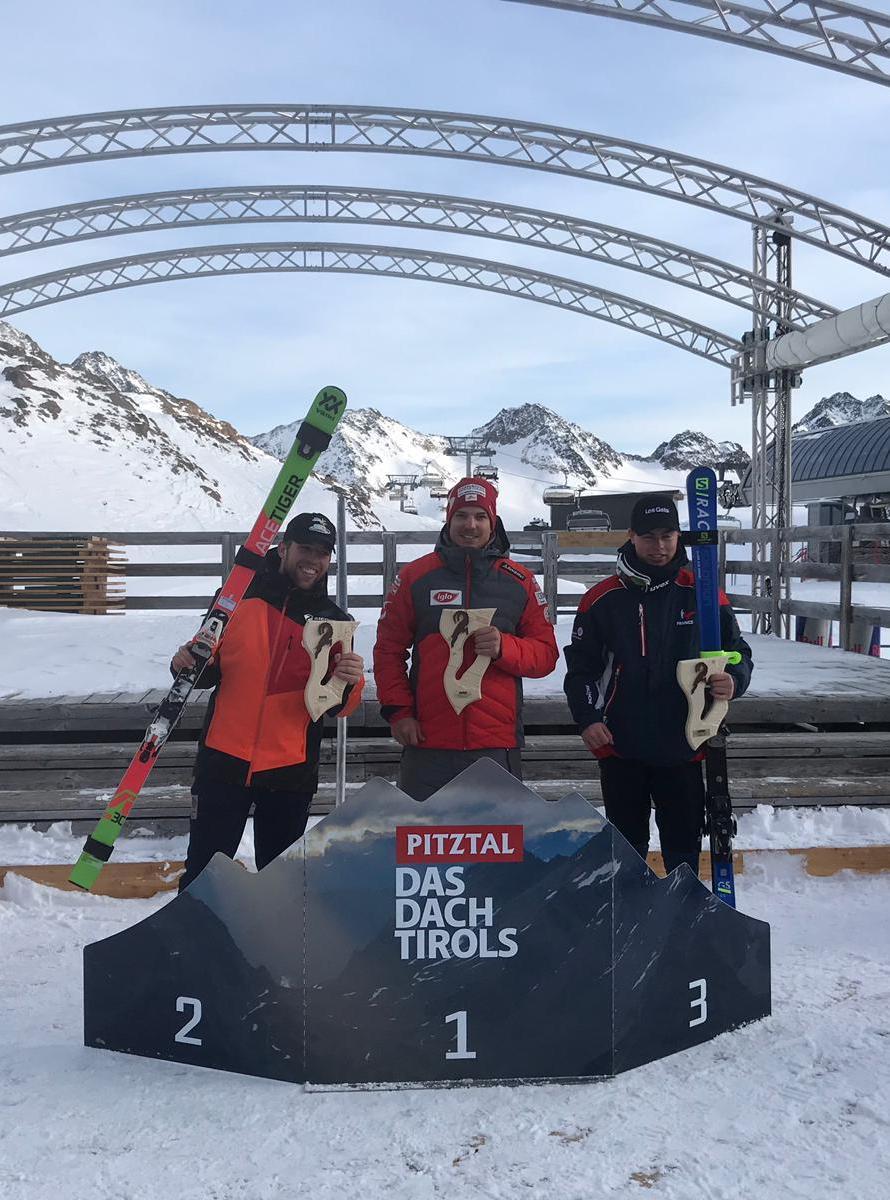 Salcher siegte bei Europacup-RTL im Pitztal