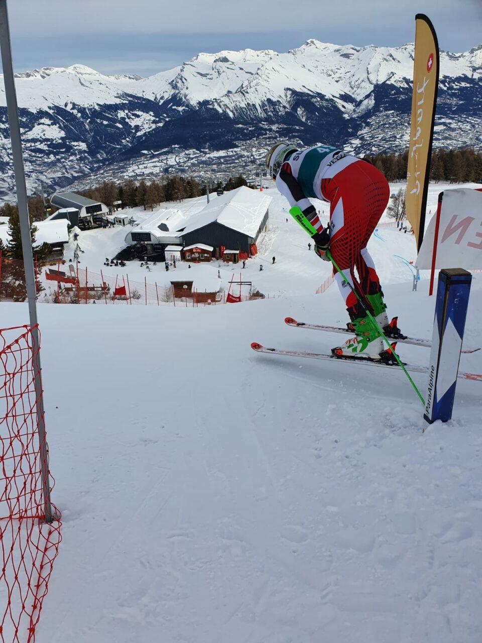 Salcher Zweiter bei Weltcup-Auftakt